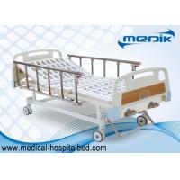 Handicapped Nursing Manual Hospital Beds Double Function Home Care
