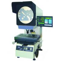 Buy cheap 300 mm Screen Optical Profile Projector Fix Stage Heavy loading 250 mm travel product