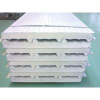 Buy cheap Metal Polyurethane PU,PUR Sandwich Panel from wholesalers