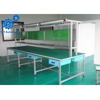 Buy cheap Folding ESD Safe Workbench , Anti Static Workstation With 30W LED Light product