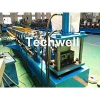 Buy cheap Durable Seamless Gutter Machine With Welded Wall Plate Structure Forming Structure product