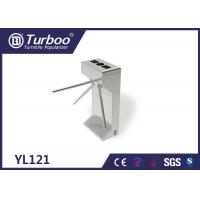 Buy cheap 304 Stainless Steel Rfid Barrier Gate product