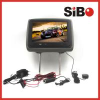 Buy cheap Headrest Placed Android Touch Screen For Advertise Inside Taxi product
