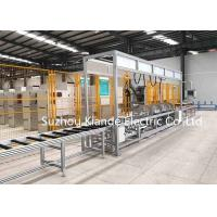 Buy cheap Semi Automatic Bus Bar Assembly Machine Busduct Production Line 3P3W 3P4W 3P5W product