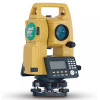 China Topcon reflectorless 350m Total Station Instrument Survey And Construction IP66 Yellow on sale