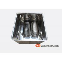 Buy cheap Seamless SUS304 Stainless Steel Tube Coil Heat Exchanger For Water Tank product