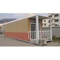 Buy cheap Prefab Shipping Container Homes , Modular Container Accommodation Prefab Container Homes product