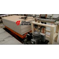 Buy cheap High Speed Gypsum Ceiling Tile Production Line With Automatic Board Loading Machine product