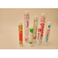 Buy cheap Dermatological Aluminium Collapsible Tubes , Pharmaceutical Aluminum Tubes product