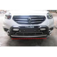 Buy cheap Renault Koleos 2012-2016 Customized Front Guard and Rear Bumper Guard product