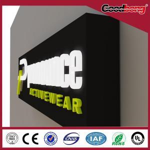 Buy cheap Custom waterproof large backlit billboard advertising price product