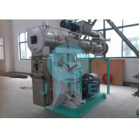 Buy cheap Horizontal Livestock Feed Mill Equipment for Making Horse Feed Pellets product