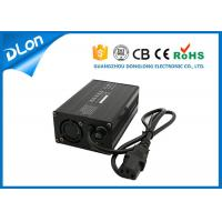 Buy cheap 36v 8ah lthium ion battery charger for 18650 battery 36V battery charging product
