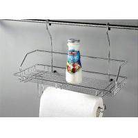 Buy cheap Organizer Metal Kitchen Spice Rack & Paper Holders By Sea Or Air Transport product