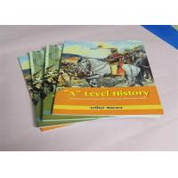 Buy cheap Personal Precision Coloring Softcover Books Printing A4 B5 / Offset Book Printing product
