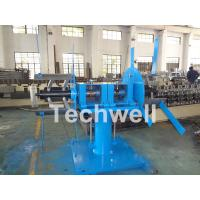 Buy cheap Accessories Of Cold Roll Forming Machine , Manual Double Head Hydraulic Uncoiler Machine product