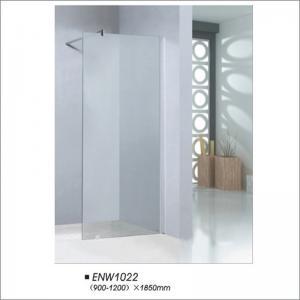 Buy cheap Simple Walk In Shower Units , Walk In Bathroom Shower Screen OEM / ODM product