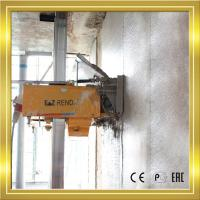 Buy cheap Smooth After Effects Spray Plastering Machine For Construction With Ready Mix product
