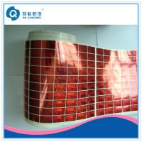 Buy cheap Customized Roll Stickers , Clothing / Beverage Anti Counterfeiting Labels product