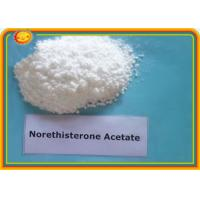 Buy cheap Progestogen Oral Contraceptive 19-Norethindrone Acetate Prohormone Supplements 51-98-9 product