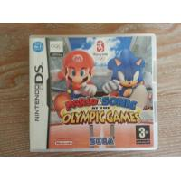 Buy cheap Mario & Sonic at the Olympic Games ds game for DS/DSI/DSXL/3DS Game Console product