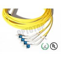 Buy cheap 2.0 / 3.0 mm Fiber Optic Y Cable , Fiber Optic Coupler Module 2 * 4 For CATV / Network System product