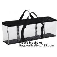 China PVC Tote Bag Interior Mesh Reinforced Double-Stitched Handle Storage Bags hold up Bags measure 56 x 21 x 16cm Holds appr on sale