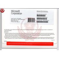 China Genuine Microsoft OEM Package Win 7 Professional Dvd + COA License Key Sticker Delivery From Stock on sale