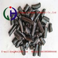 Buy cheap National Standard Black Modified Coal Tar Pitch Flashing Point 204.4 Degree Centigrate product