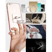 Buy cheap Factory direct sale 10 different color 360 degree ratation iring phone holder metal product