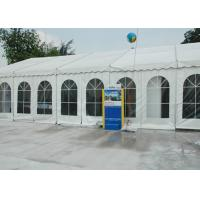 Buy cheap Elegant Square Tube Trade Show Tents Rain Proof High Peak Marquees For Sports Event product