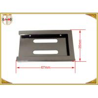 Buy cheap 35mm Simple Style Custom Metal Belt Buckles For Men Environmental product