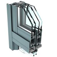 Buy cheap 6061 T6 Aluminum Curtain Wall Profile for Industrial Buildings product