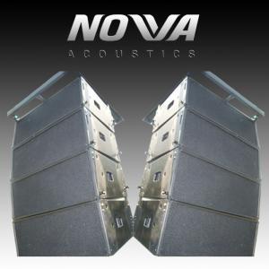 "Buy cheap Dual 12"" Outside Pro Audio Equipment For Church / Nigh Club , SGS Standard product"