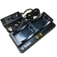 China Dual Trimble Gps Battery Charger ,  Battery Pack Charger For Ni-ion Battery 96200 on sale