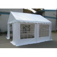 Buy cheap PVC Tarpaulin Steel Frame Event Tent / Marquee Tent For Outside Activities product