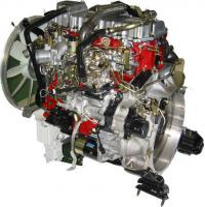 air-cooled gasoline engine
