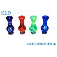 Buy cheap Ego Cartomizer Mouthpiece E-Cig Accessories Acrylic Calabash Drip Tip from wholesalers