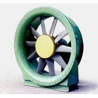 Buy cheap T4 / T5 Industrial Aluminum Extrusion Profile , Electrophoretic Coated Industrial Fan Blade product