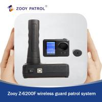 Buy cheap Access control system RFID guard tour system with data download/ storage socket product