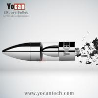 China unique design e cig wholesale china Yocan Expure Bullet no leaking e cig dry herb attachment on sale