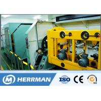 Buy cheap High Speed Ribbon Fiber Optic Cable Production Line With Four / Six / Twelve Fibers product