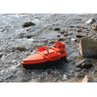 Buy cheap DEVC-202 orange shuttle bait boat style rc model outdoor fishing equipment product
