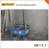 Buy cheap Auto Ez Renda Rendering Machine Cement Render Plastering Clay Wall product