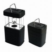 Buy cheap 1W LED telescopic camping lantern, made of ABS product