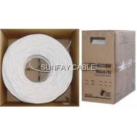 Buy cheap Coaxial Cable for CATV (RG59,RG6,RG7,RG11) product