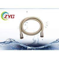 Buy cheap Durable Shower Flexible HoseHigh Strength Explosion Proof Netted Fiber Knitting product