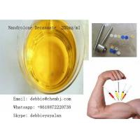 Buy cheap CAS 360-70-3 Injectable Anabolic Steroids Liquild Nandrolone Decanoate , 250mg/ml Oils for Muscle Building product