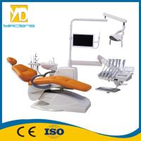 Buy cheap Medical Device Dental Chair  With Mirco-fiber Leather Cushion from wholesalers