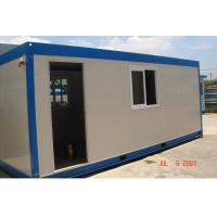 Buy cheap Modular House Steel Modular House used for a variety of purposes including storage, work spaces and living accommodation product